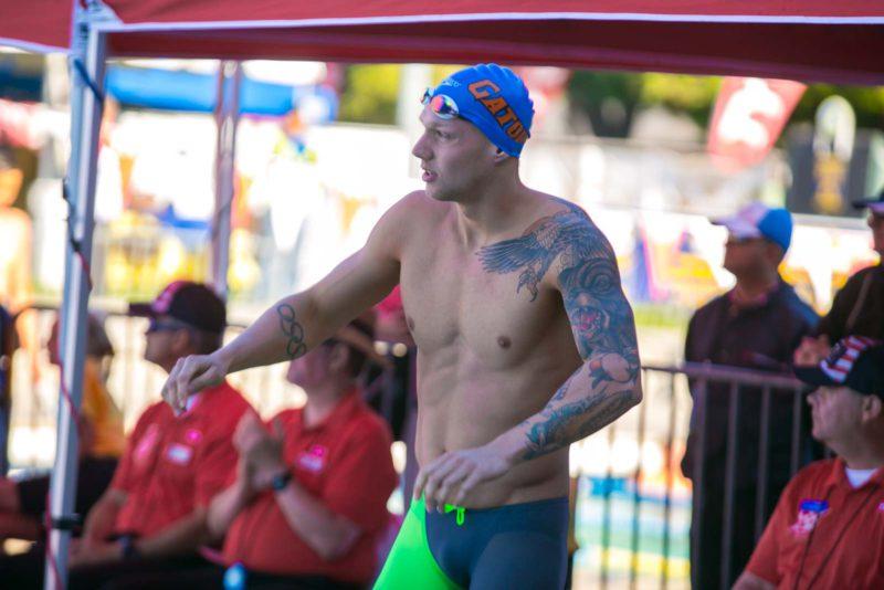 50m freestyle world record